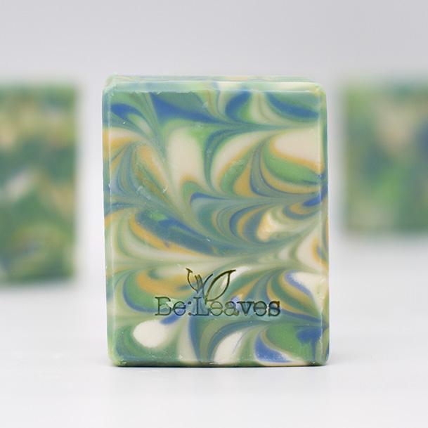 7色孔雀渲染皂工作坊