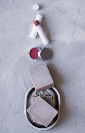 舒緩浸製手工皂及舒緩軟膏工作坊